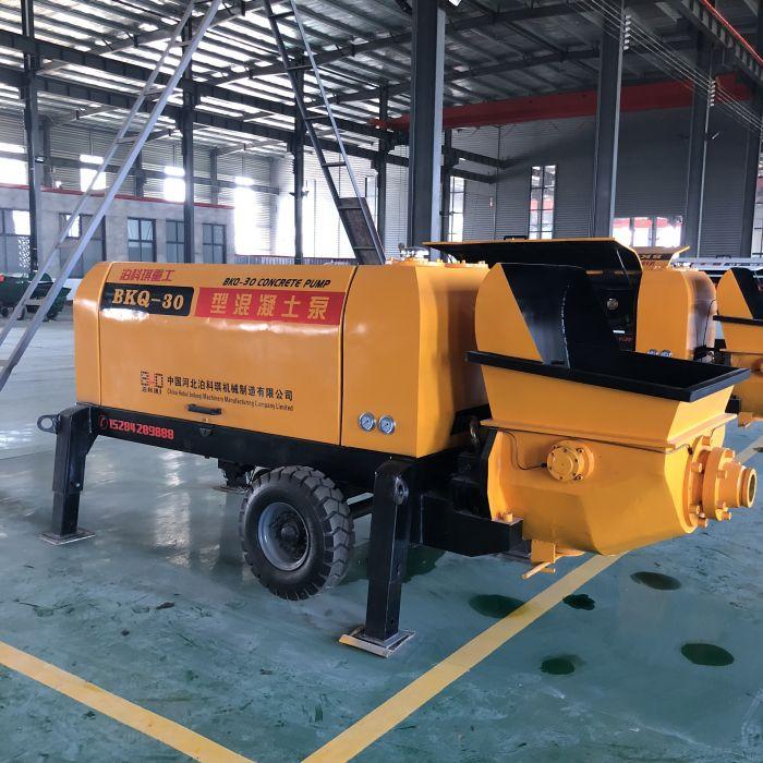 細石混凝土輸送泵公司