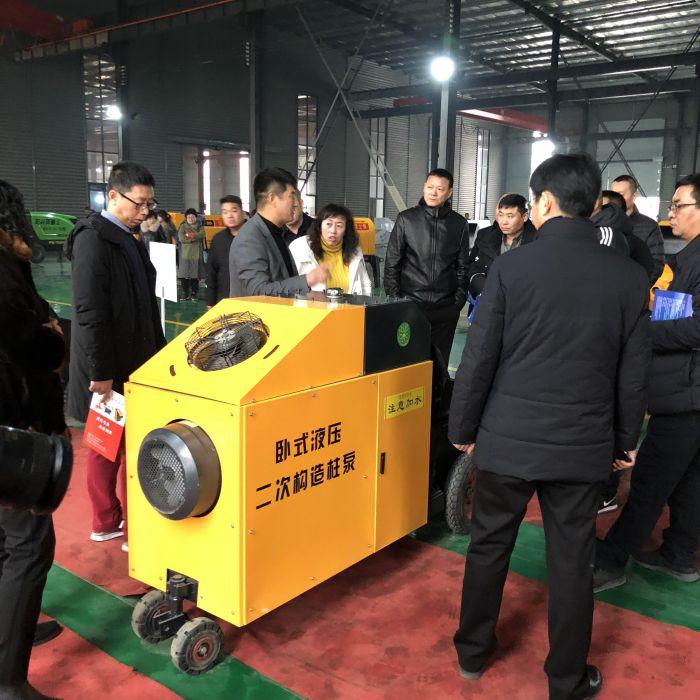 微型细石泵价格-专业的二次构造柱泵品牌推荐