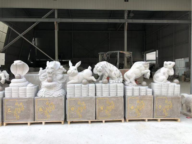 江西福建yabo国际正东雕刻有限公司十二生肖-哪里可以买到十二生肖