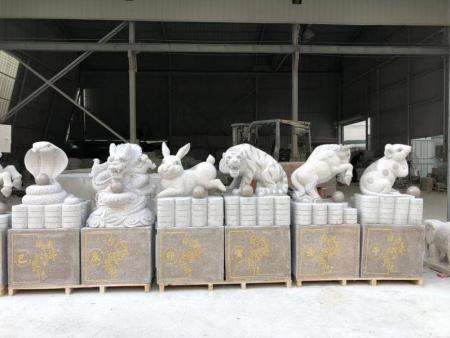 安徽福建泉州正东雕刻有限公司十二生肖-泉州福建泉州正东雕刻有限公司十二生肖专业供应