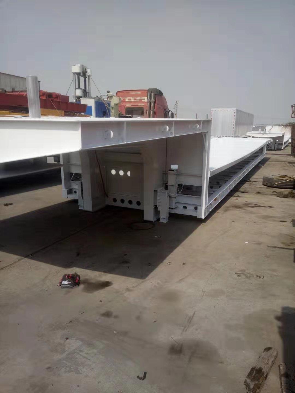 低平板运输半挂车供应商-质量好的低平板运输半挂车在哪能买到