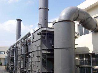 厂家直销 催化燃烧废气处理设备 濮阳催化燃烧设备【金鼎】