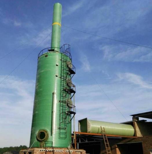 天津锅炉玻璃钢脱硫塔-锅炉玻璃钢脱硫塔价格怎样