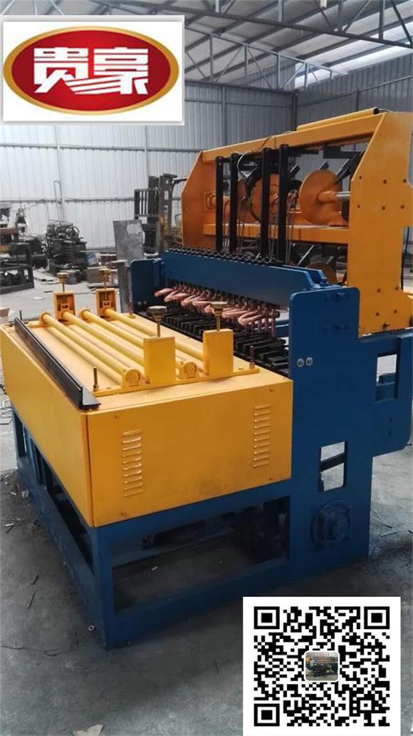 新疆養殖場籠具焊接機優質商家雞鴿籠養殖用網排焊機