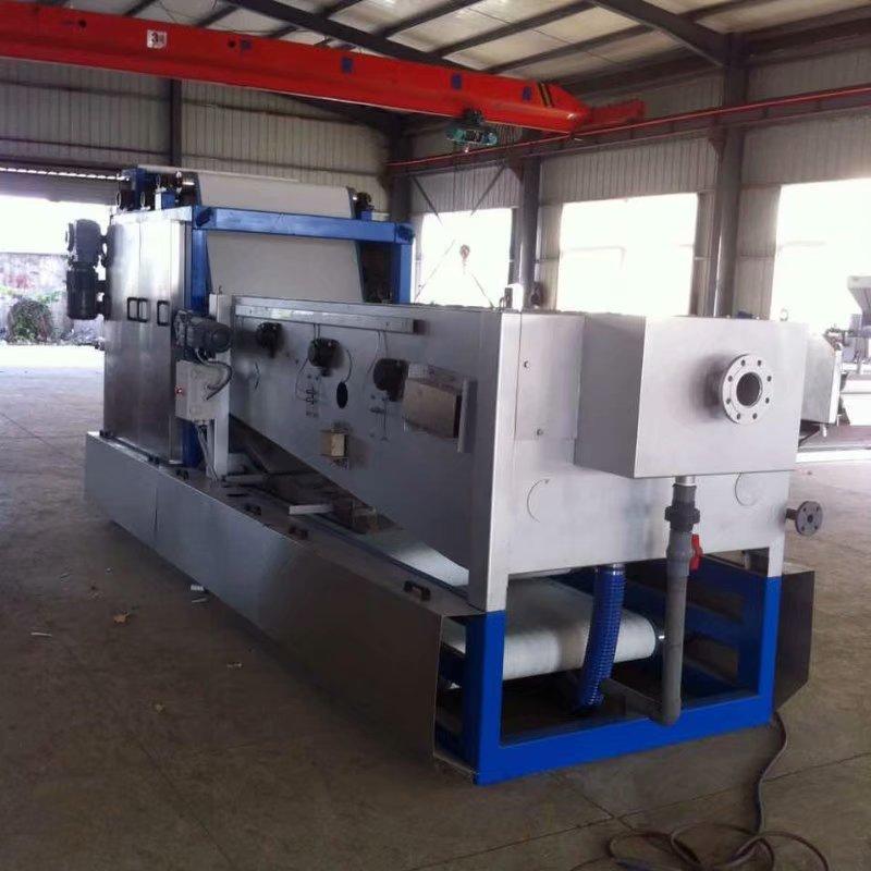 鋁泥處理設備-劃算的帶式壓濾機艾躍森環保供應
