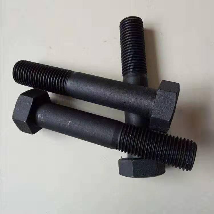 高强度外六角螺栓8.8级10.9级12.9级
