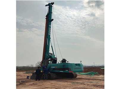 孟州旋挖钻修理-好的旋挖钻维修当选郑州宇恒液压