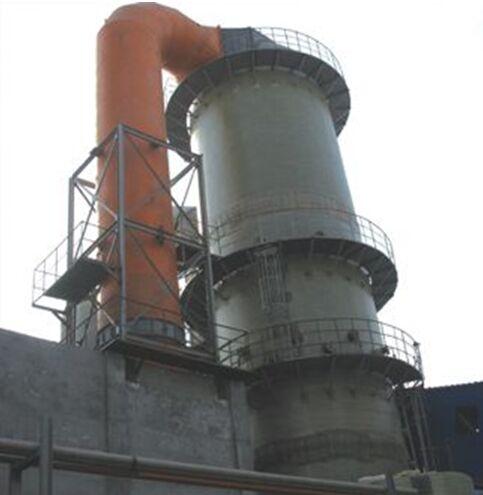 玻璃钢脱硫塔,砖厂脱硫塔,脱硫塔生产