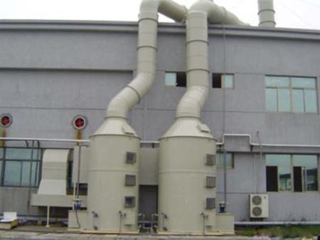 喷淋塔用于工业除尘或废气治理