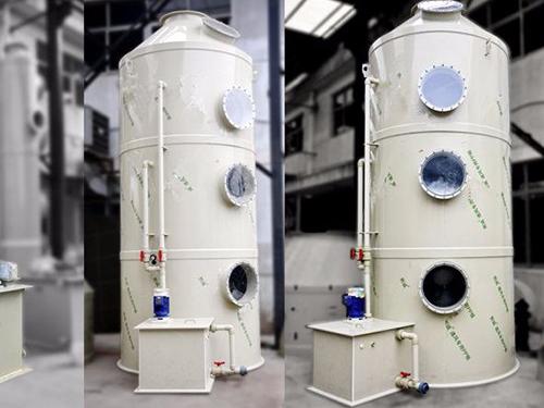 河南喷淋塔|想买优惠的喷淋塔,就来济南睿宗环保设备