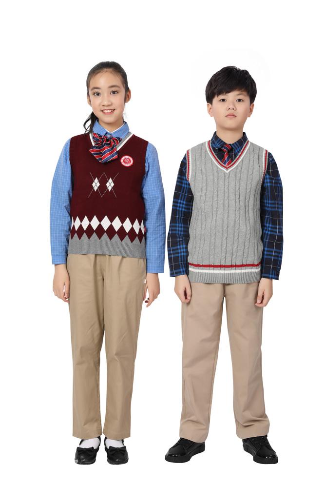 富阳英伦西装生产|福建学生礼服厂商