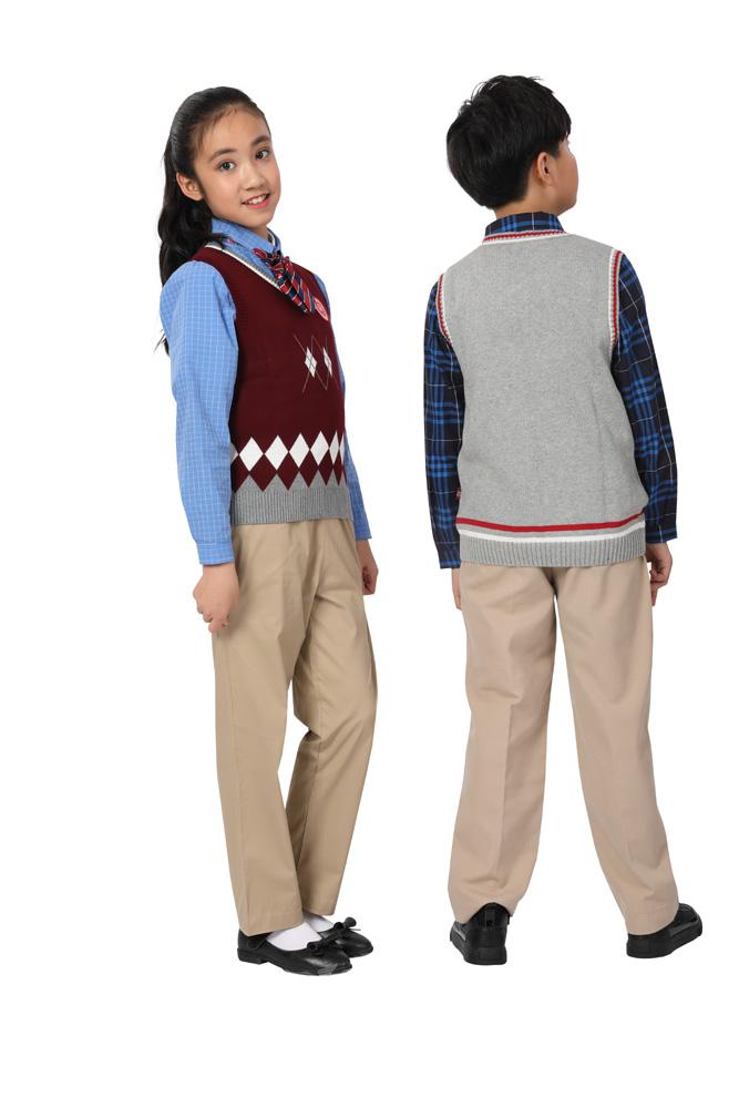 泉州學生禮服選他衣她服飾-優惠的英倫校服生產