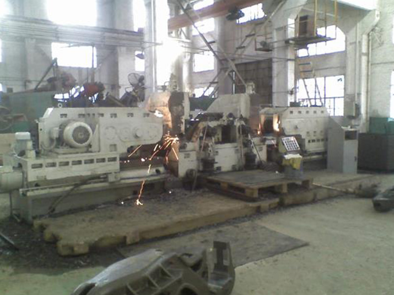 轨道交通加工机床