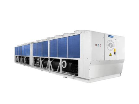 湖人火箭55直播热水热泵机组-空气源热泵采暖的优点和工作原理