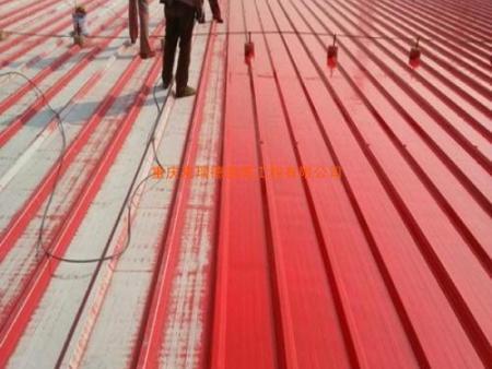 朝陽彩鋼瓦翻新噴漆價格-大量出售超值的彩鋼瓦翻新噴漆
