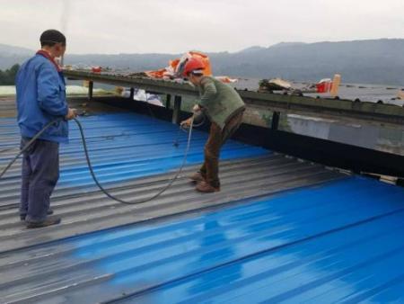 沈阳彩钢瓦翻新喷漆公司-辽宁口碑好的彩钢瓦翻新喷漆公司
