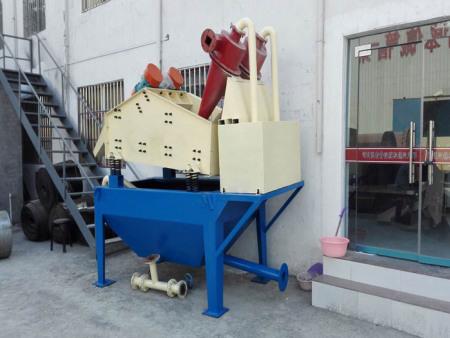 细沙回收机厂家-彦宾煜泰温室工程专业供应细沙回收机