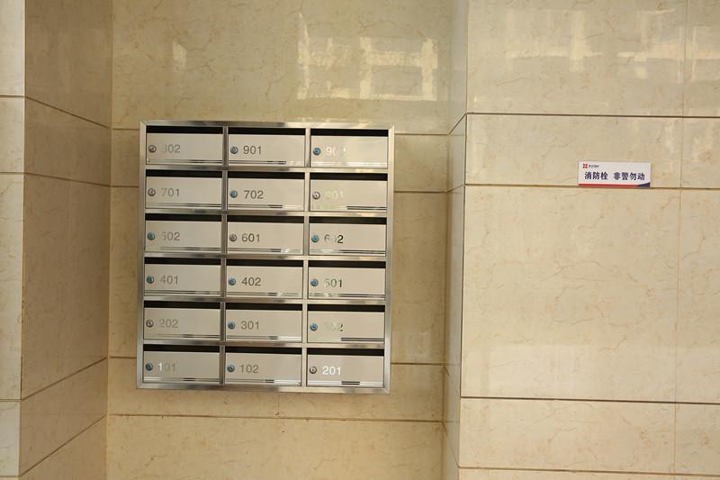 廣東雨棚信報箱定制-耐用的室外雨棚信報箱當選河南恒飛