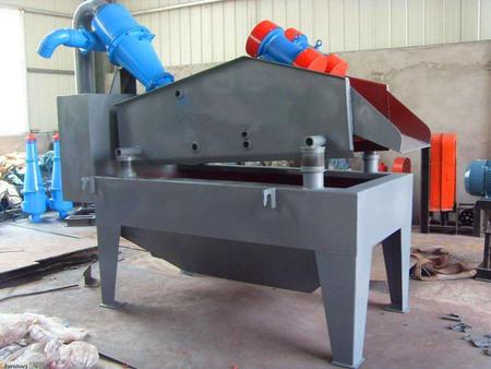 细砂回收机供应|信誉好的细沙回收机供应商_彦宾煜泰温室工程