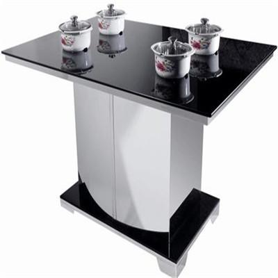 火锅桌定制-哪里有放心的火锅桌椅定制