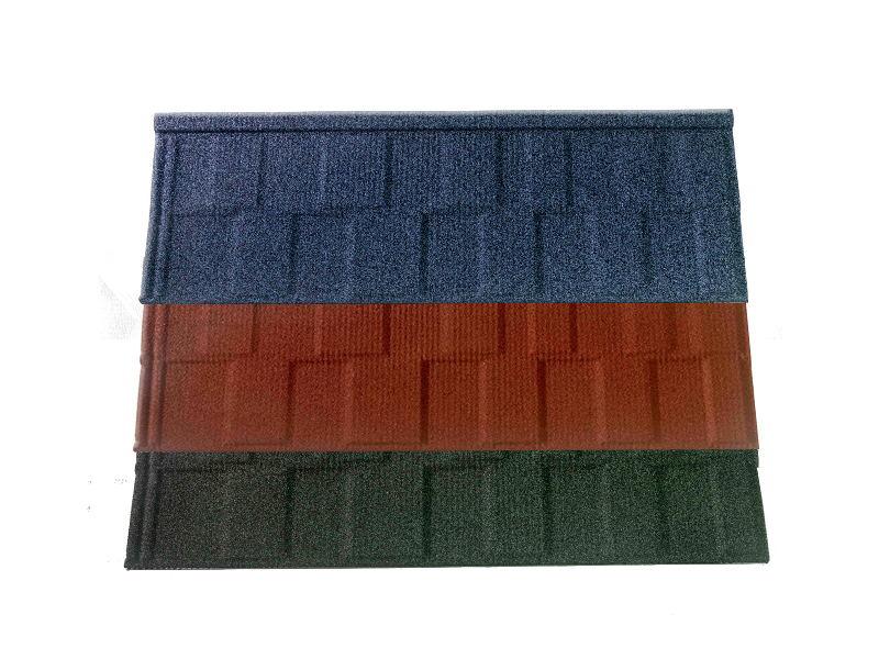别墅瓦片供应商-买性价比高的木纹型金属瓦优选承大建材