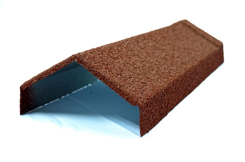 肇庆别墅瓦厂家推荐|实惠的方形角形脊瓦火热供应中