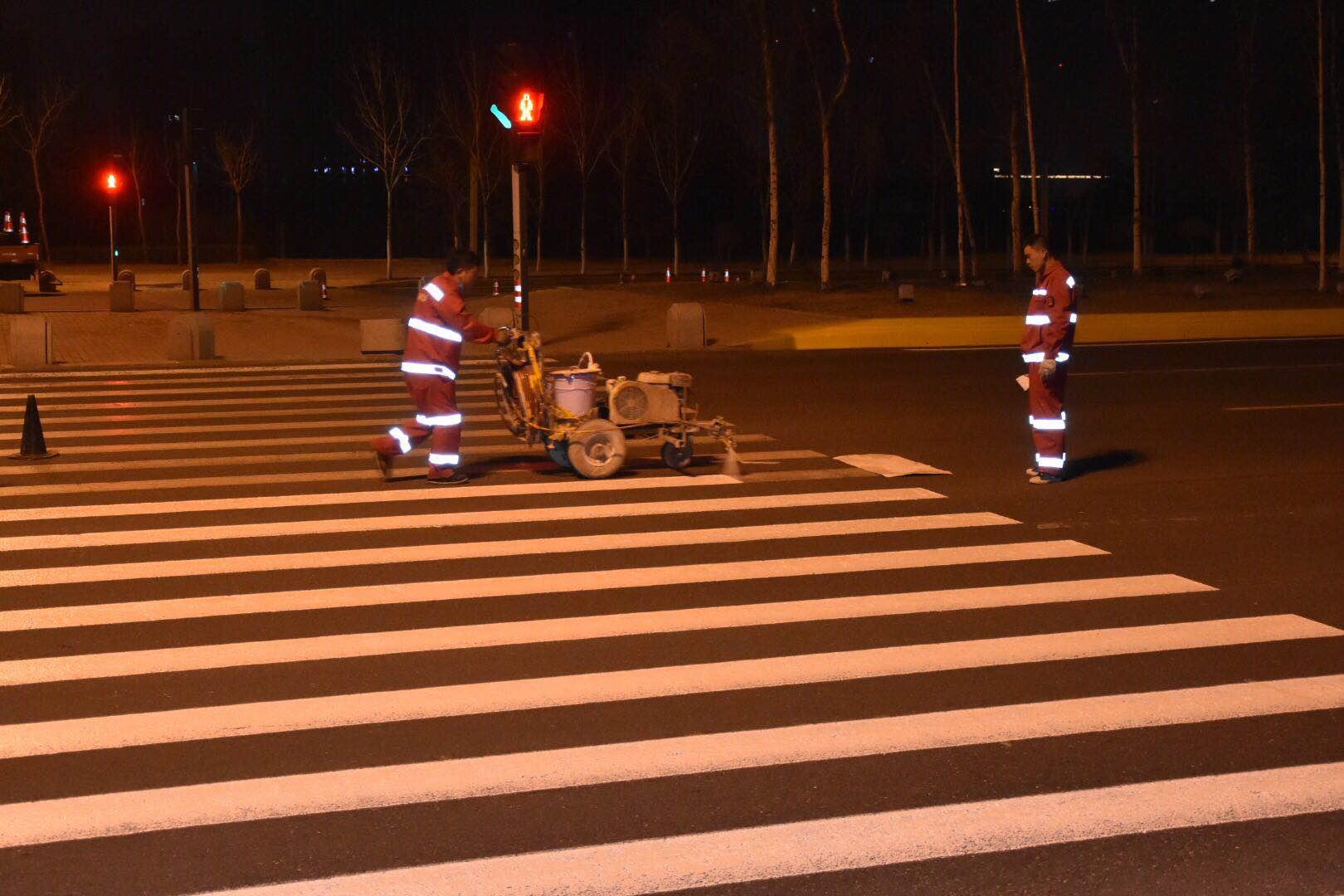 标线施工-口碑好的标线当选沈阳路源交通设施