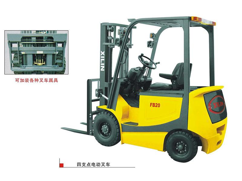 电动托盘搬运车推荐_哪里能买到耐用的四支点电动叉车