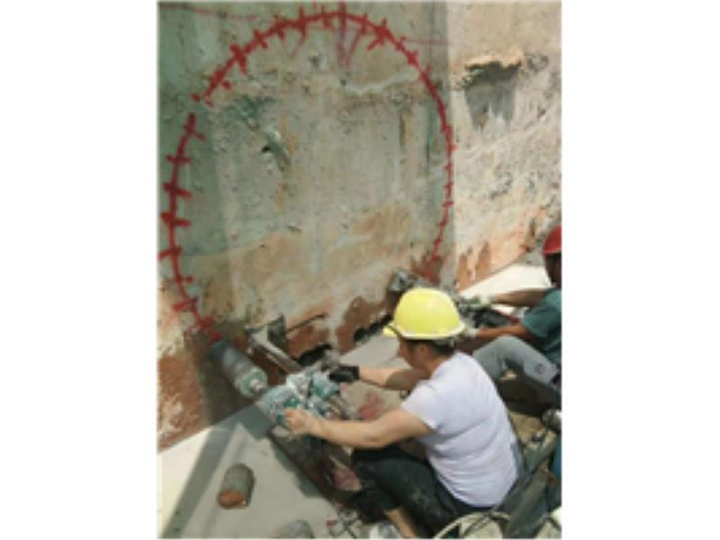 粘钢板工程咨询_高质量的打孔钻孔工程推荐