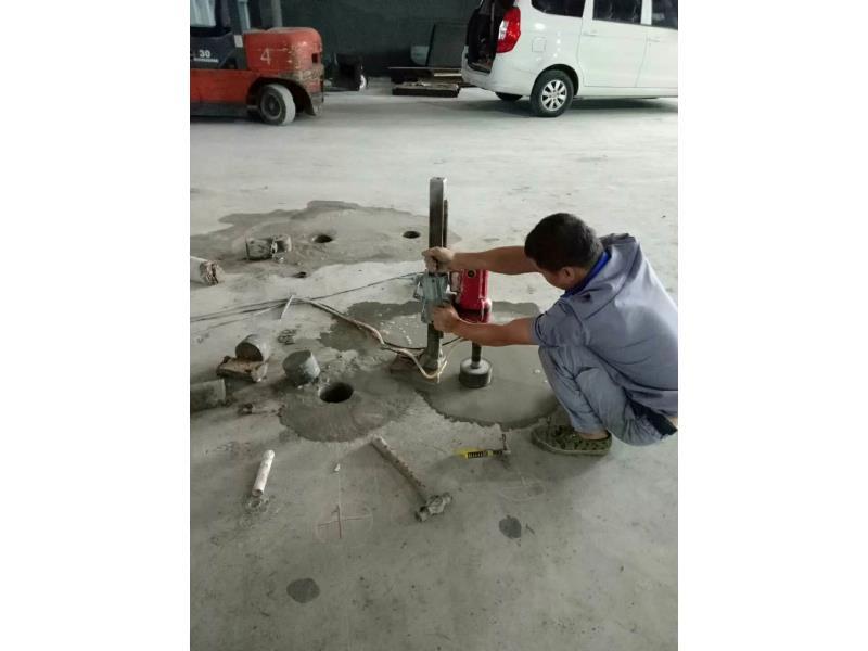 混凝土開門咨詢_打孔鉆孔工程當選吉工建筑工程