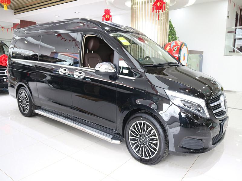 新密奔驰V260报价-要买优惠的奔驰V260当选河南开元行汽车销售