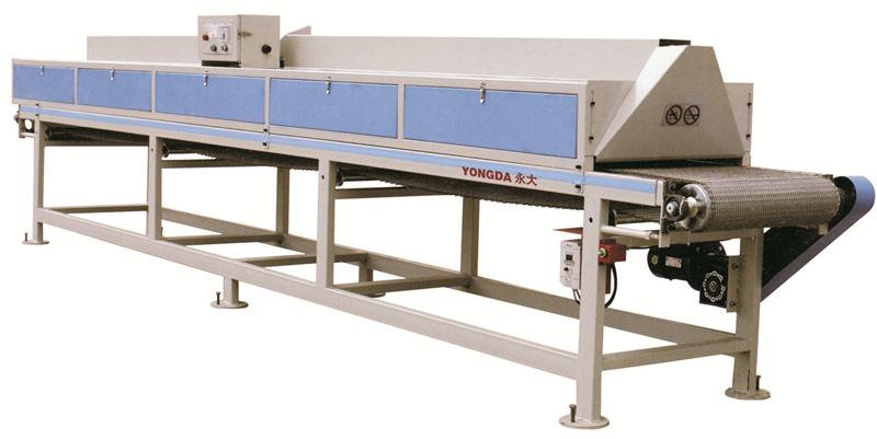 【供应】烘干线加热流平机,尺寸自选购的加热流平机,红外线烘干