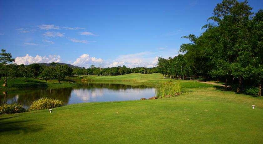 泰國清邁美喬高爾夫俱樂部場地預訂