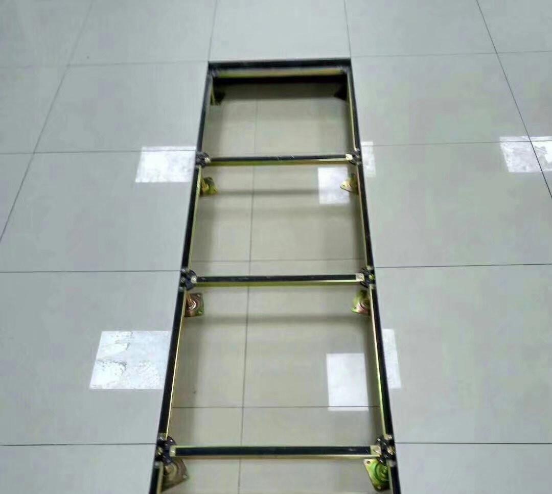 開封全鋼防靜電地板廠家-耐腐蝕的全鋼防靜電地板