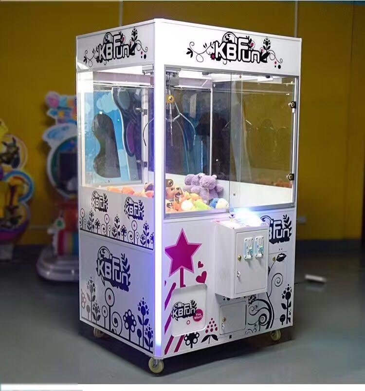 渭南回收夾娃娃機 專業的渭南回收二手娃娃機誠薦