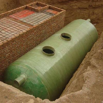 新疆玻璃钢化粪池-玻璃钢化粪池加工定制