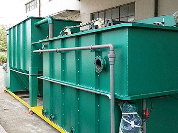 洗涤污水处理设备生产厂家-山东口碑好的餐饮污水处理设备供应