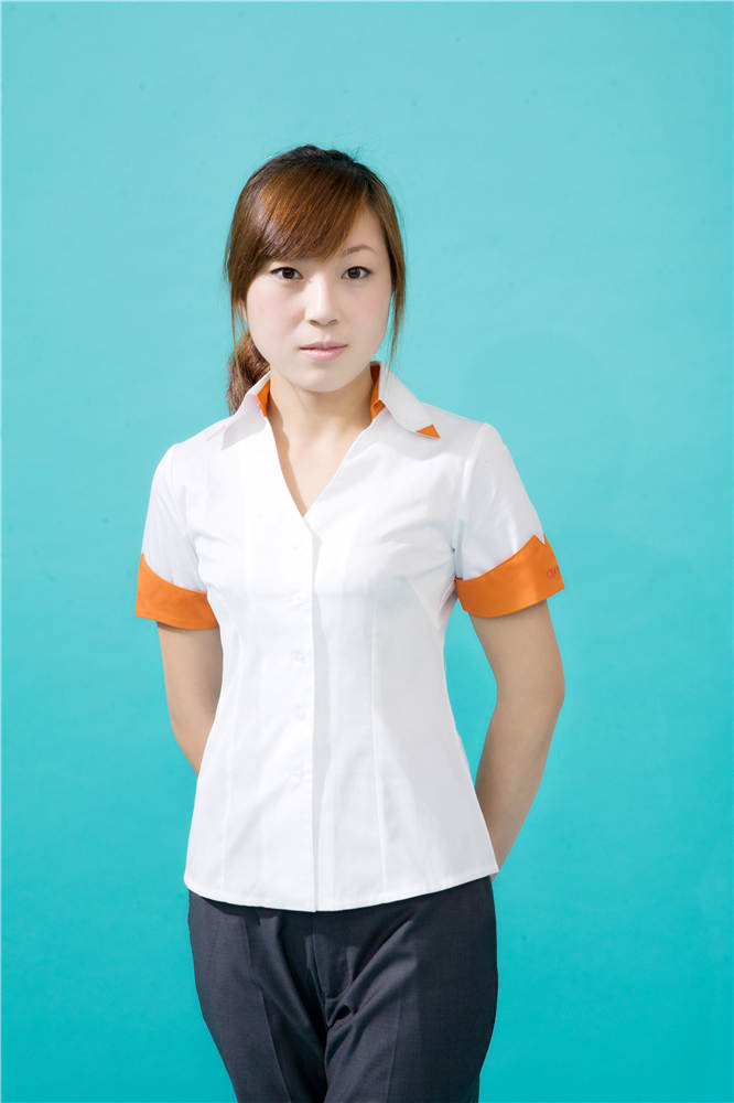 邗江职业服-要买新款工厂厂服上哪