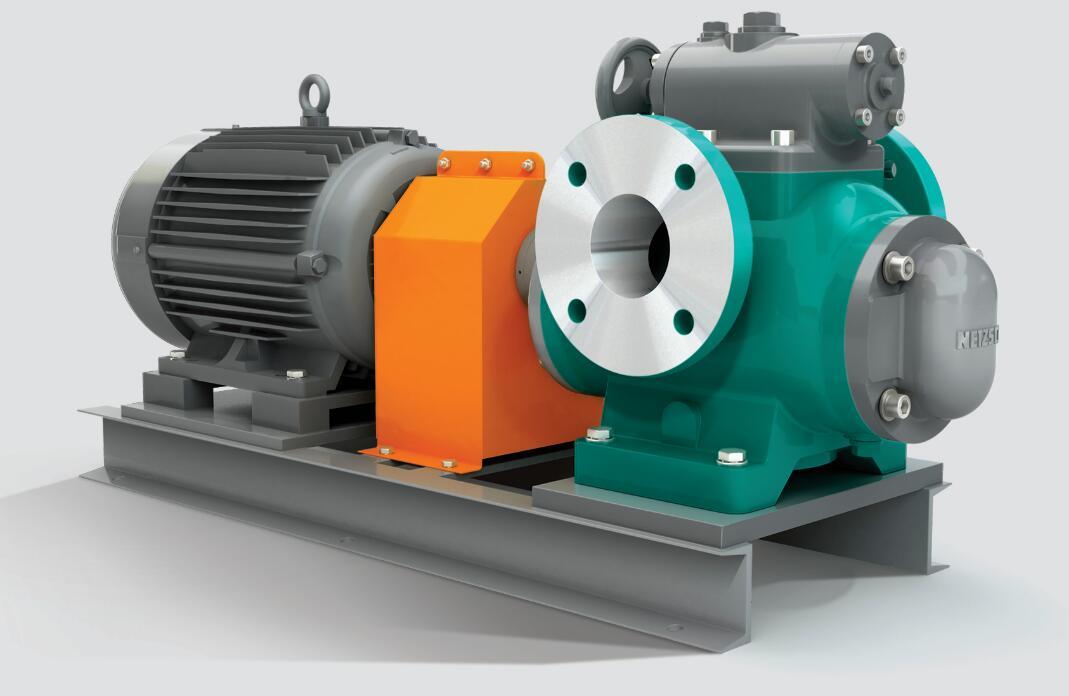 甘肃螺杆泵-耐驰螺杆泵专业供应商