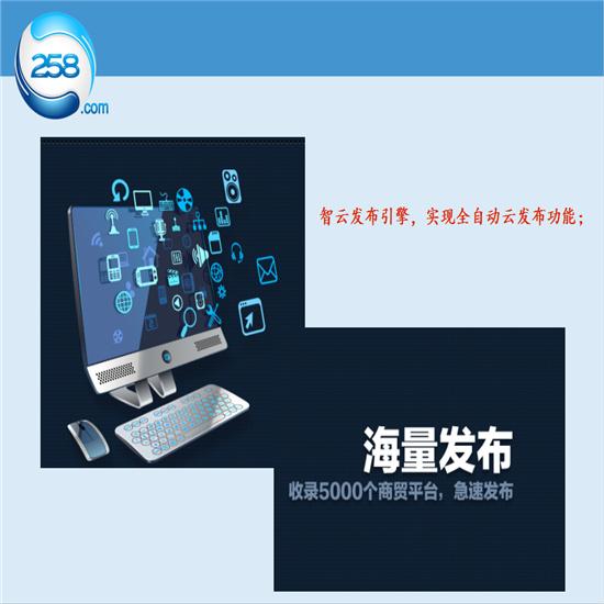 閔行258商友宣傳易代理-專業的商友宣傳易公司_網蛛網絡