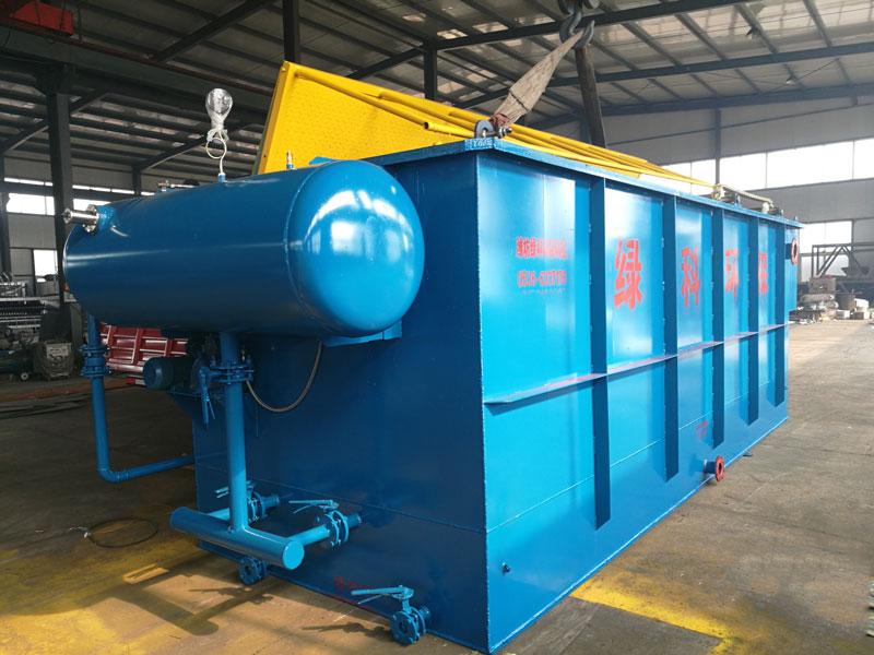 电絮凝气浮机订做厂家//电絮凝气浮机制造商