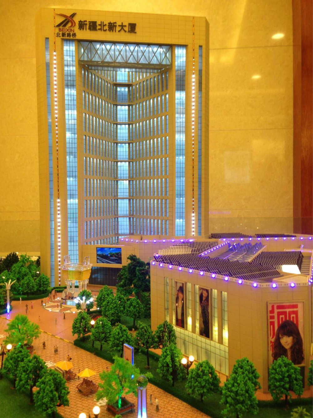 喀什建筑模型設計-想要定制新疆建筑模型找哪家