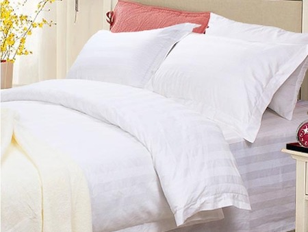 酒店枕套批发_品质优良的床上用品供应商_巨源峰酒店用品