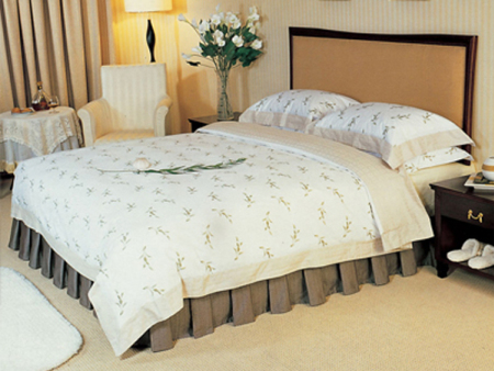 床裙定制-买床上用品就来巨源峰酒店用品