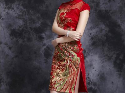 怎样购买优良银川旗袍-宁夏旗袍-银川旗袍定制就到宁夏鸿鑫服装