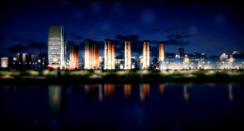 佳木斯全景拍摄|黑龙江室内效果图-哈尔滨华美绽放美的瞬间