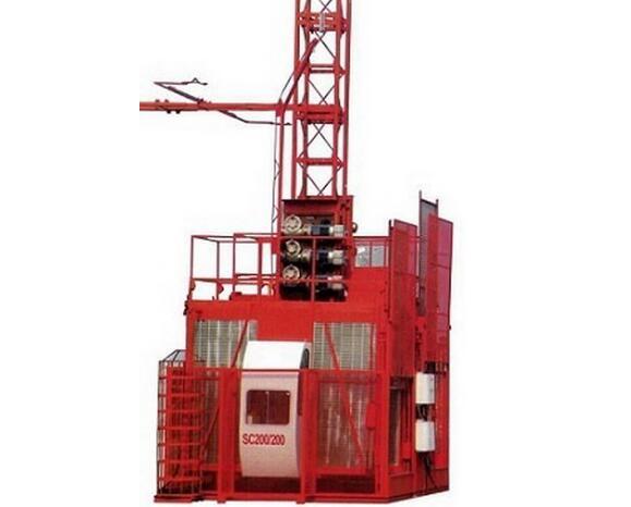 美兰施工电梯租赁一个月多少钱_海口推荐海口施工电梯租赁公司