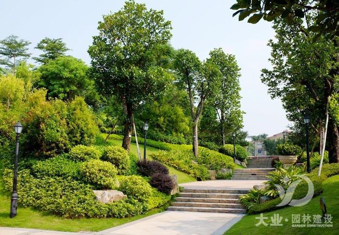 龙岗园林景观工程_可靠的深圳园林工程