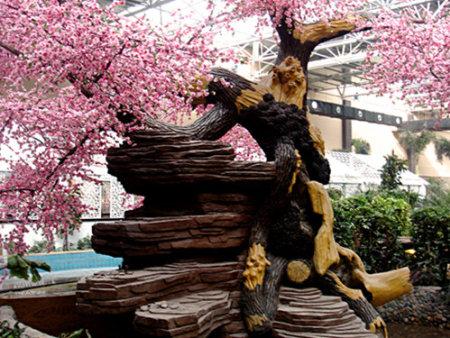 仿真榕樹工程-陜西哪里有供應性價比高的仿真樹