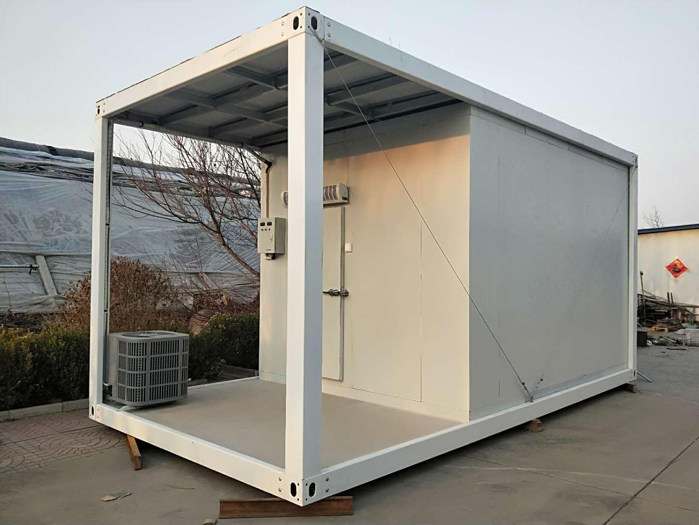 【新企鹅制冷】食品加工速冻库——海鲜速冻设备厂家,安装
